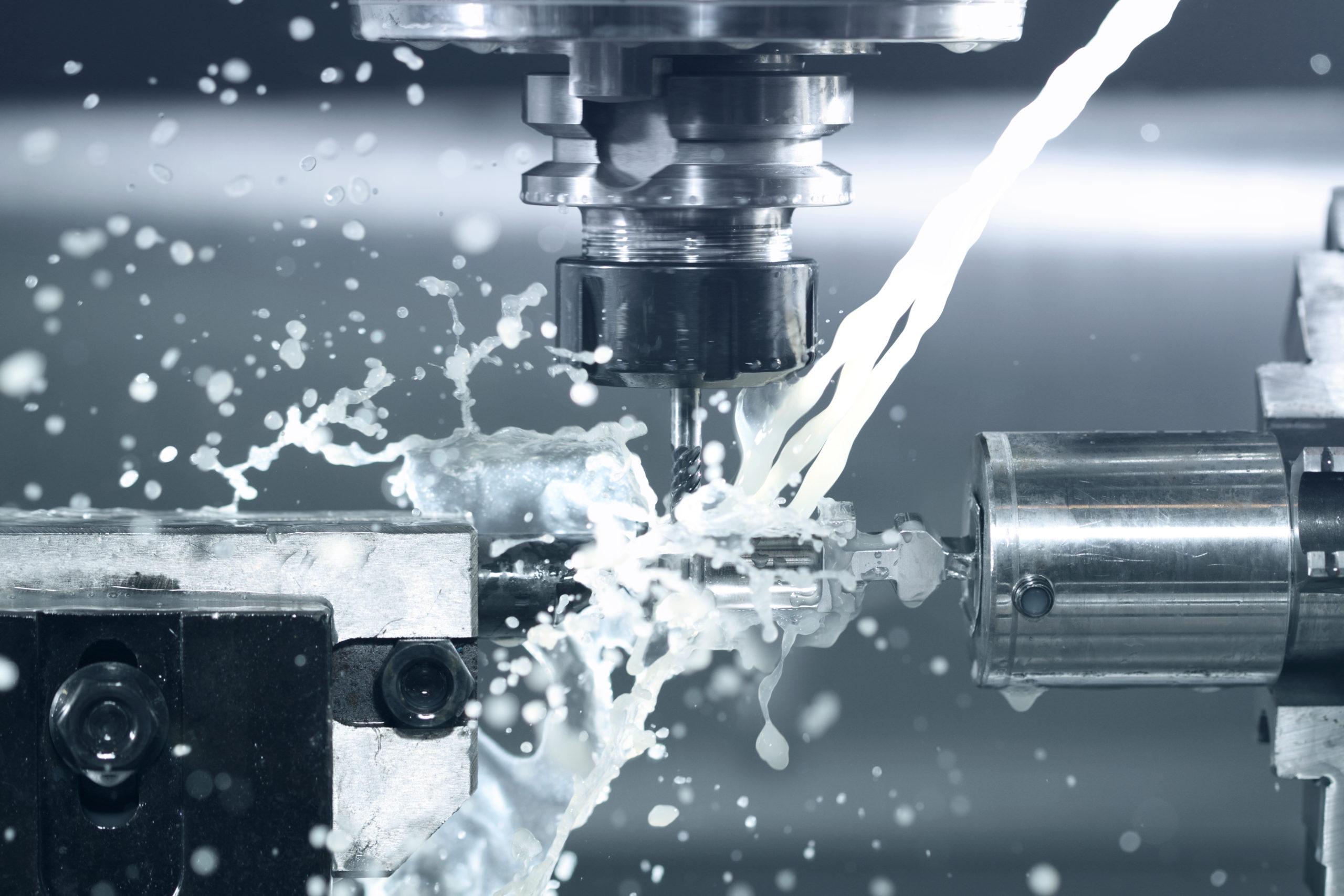 cnc machine, additive manufacturing